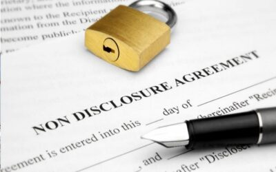 Business and the Importance of Non-disclosure Agreements